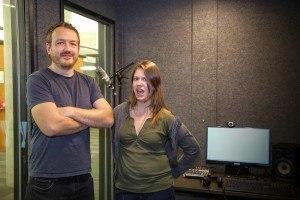 Nigel & Katie